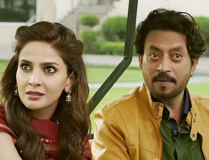 صبا قمر کی ڈیبیو بالی ووڈ فلم 'ہندی میڈیم