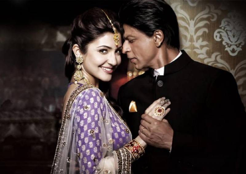 بالی ووڈ کنگ شاہ رخ خان اور انوشکا شرما کی نئی آنے والی فلم نے ایک اور بڑی ڈیل کرلی