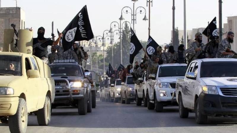 عراق،داعش نے نقل مکانی کرنے والوں کی نعشیں کھمبوں سے لٹکا دیں