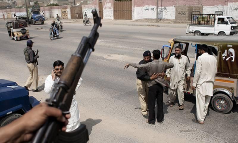 کراچی: کلفٹن بلاک5 میں صومالیہ کے اعزازی قونصل خانے میں ڈکیتی کی واردات