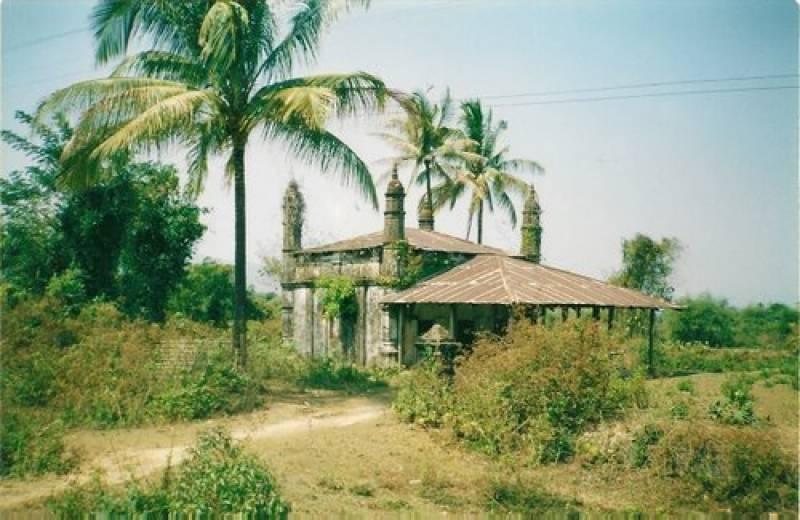 میانمرکی فوج نے تاریخی مسجد کو مسمار کردیا