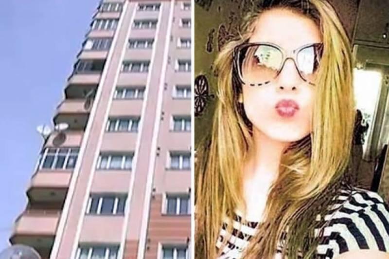 ترکش ماڈل نے جنسی زیادتی سے بچنے کیلئے عمارت کی کھڑکی سے چھلانگ لگا کر جان دیدی