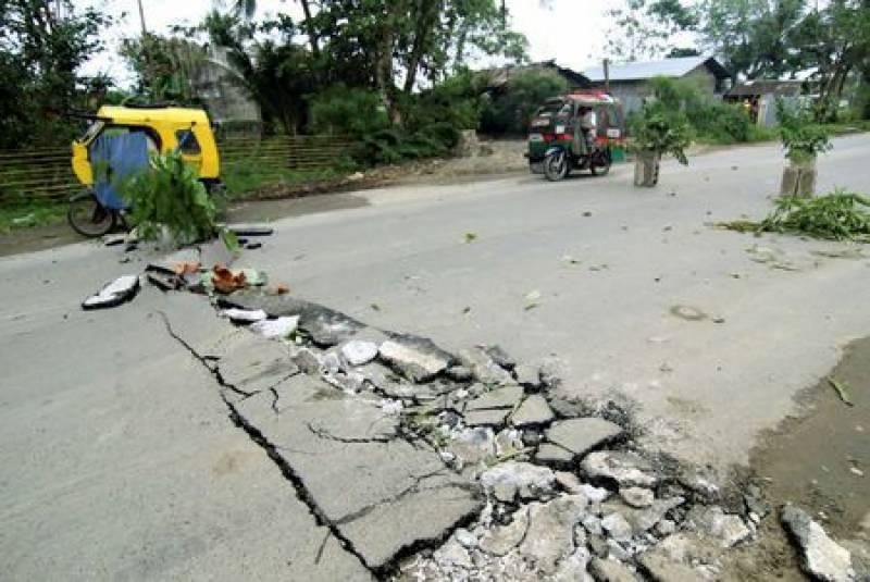 فلپائن میں ایک ہی رات میں دو مرتبہ زلزلے کے شدید جھٹکے، لوگ گھروں سے باہر نکل آئے