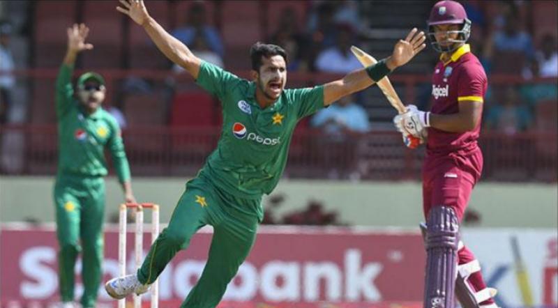 گیانا:دوسرے ون ڈے میں پاکستان نے ویسٹ انڈیز کو 74 رنز سے شکست دیدی