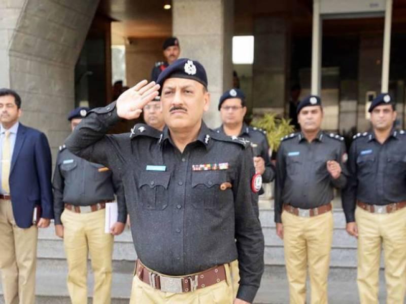 سندھ پولیس کے لئے سب سے بڑا چیلنج دہشت گردی ہے، اے ڈی خواجہ