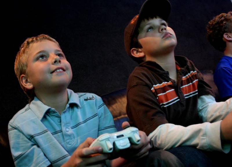 دیڈیو گیم آپ کے بچوں کی جان بھی لے سکتی ہے،ماہرین