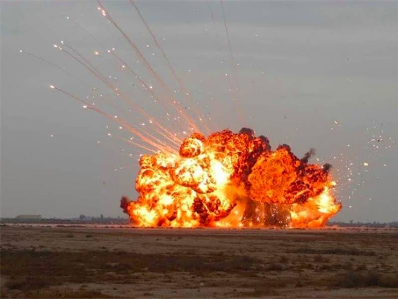 روس کا امریکی بم سے چار گنا طاقتور بم رکھنے کا دعویٰ