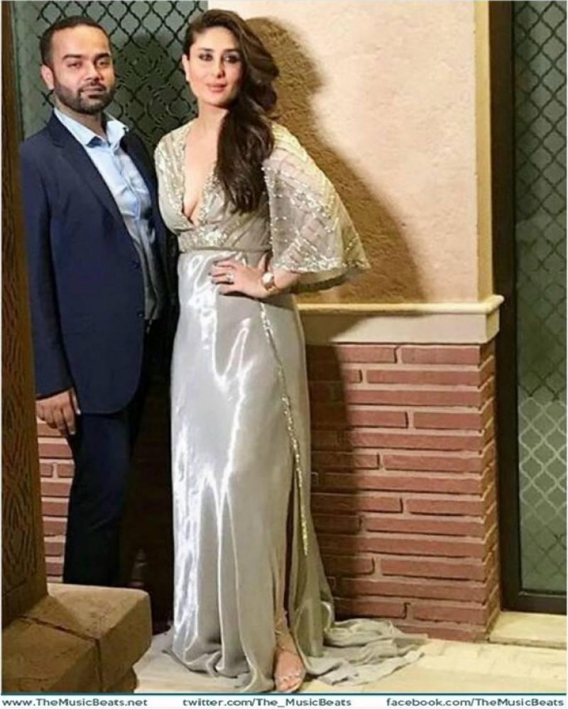 پاکستانی ڈیزائنرفراز منان اور کرینہ کپور اچھے دوست بن گئے