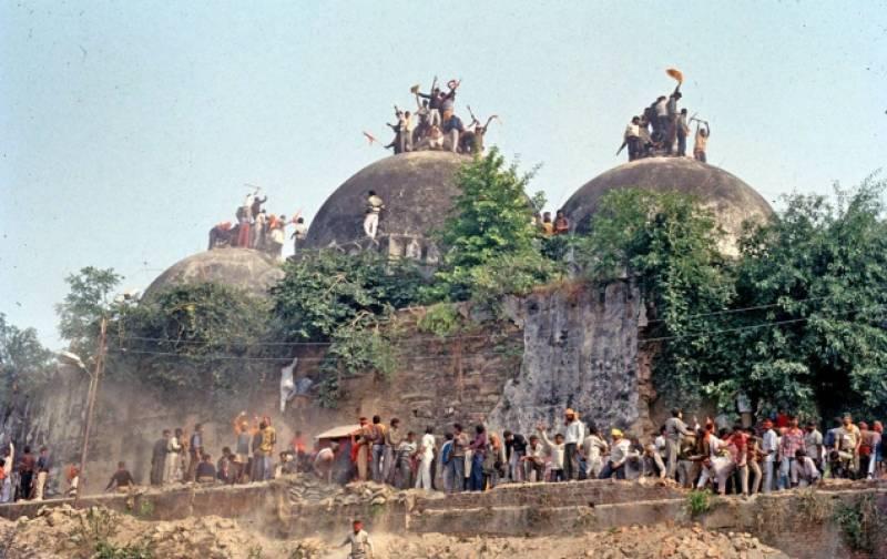بھارتی سپریم کورٹ نے بابری مسجد کیس کا فیصلہ سنادیا