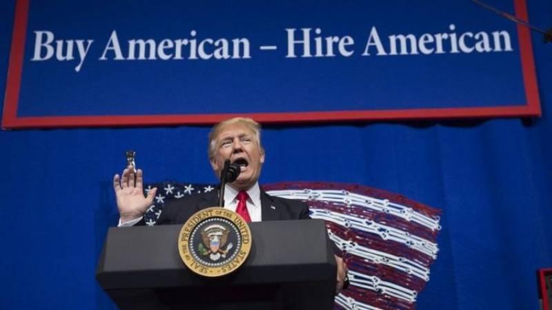 امریکا: غیر ملکی ملازمین کے ویزا پروگرام سے متعلق نیا ایگزیکٹیو آرڈر جاری