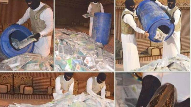 سعودی عرب میں انسداد منشیات کے قومی منصوبہ کی مدت میں ایک سال کی توسیع