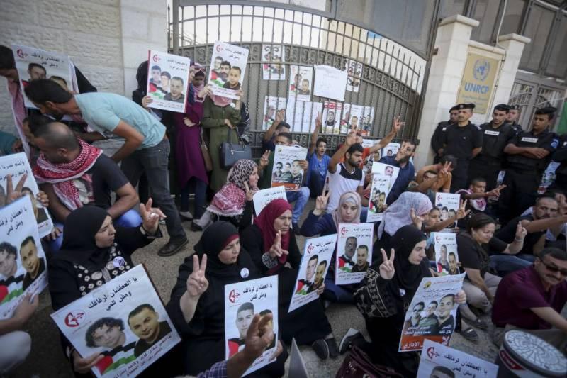 اسرائیلی وزیر کا فلسطینی قیدیوں کو پھانسی دینے کا مطالبہ