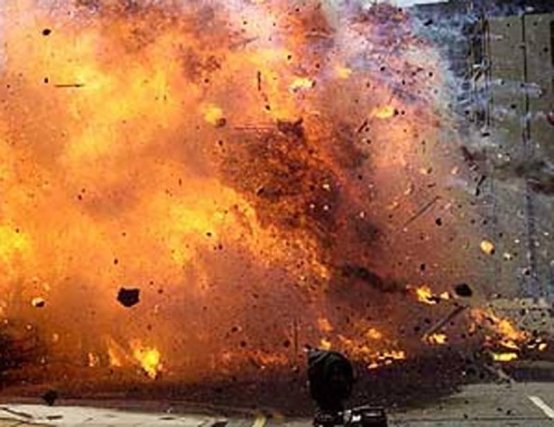 کوئٹہ میں کوڑے دان میں دھماکہ،تین بچے جھلس گئے
