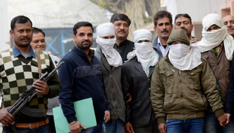 بھارت سے داعش کے پانچ دہشت گرد گرفتار