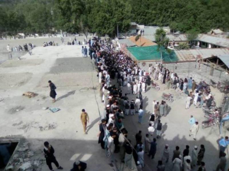 توہین مذہب کے مبینہ واقعہ کے بعد چترال میں حالات کشیدہ