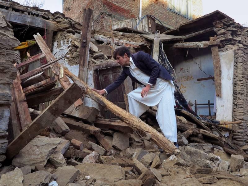 ڈیرہ اسماعیل خان: مکان کی چھت گرنے سےماں بیٹا جاں بحق،6 افرادزخمی