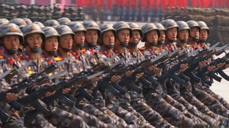 کینیڈا کی فوجیں بھی شمالی کوریا پر حملہ آور ہونے کے لیے تیار