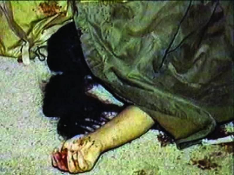 لاہور: باٹا پور میں گولی لگنے سے 35 سالہ خاتون جاں بحق