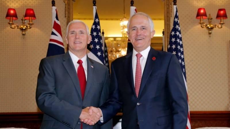امریکا پناہ گزینوں کے معاملے پر آسٹریلیا کیساتھ کئے ہوئے معاہدے کی پاسداری کرے گا