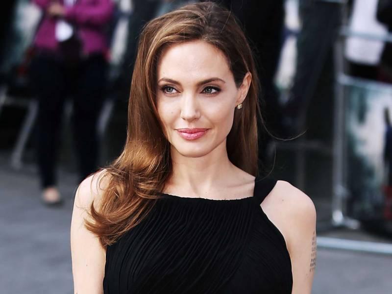 ہالی ووڈ اداکارہ انجلیناجولی نےد وبارہ شادی کرنےکااعلان کردیا