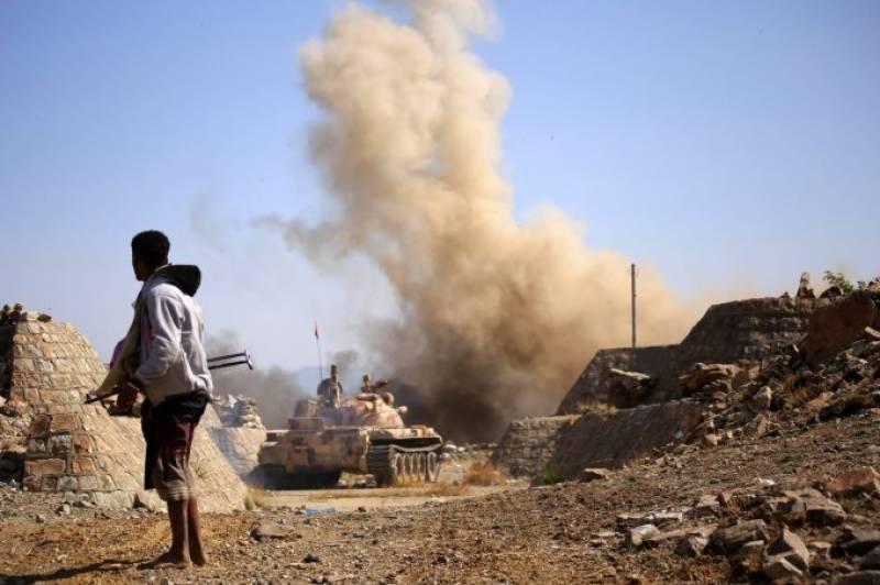 یمن میں دھماکا،20فوجی ہلاک