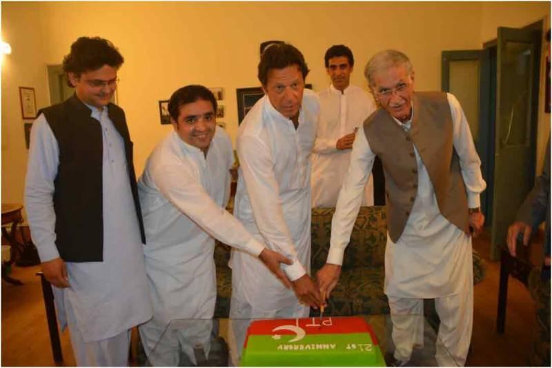 تحریک انصاف قومی سیاست میں کلیدی مقام رکھتی ہے، عمران خان