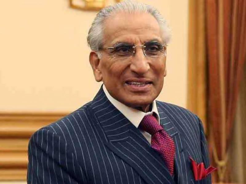 وزیر اعظم نے طارق فاطمی کو برطرف کرنے کی منظوری دے دی