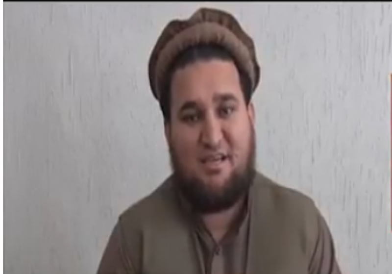 کالعدم تحریک طالبان کے ترجمان کی اعترافی بیان کی ویڈیو جاری کر دی گئی