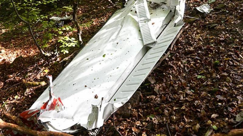 بھارت: تربیتی طیارہ گر کر تباہ، پائلٹ سمیت 2 ہلاک