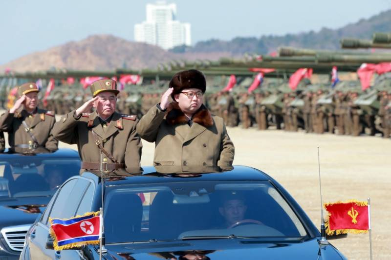 امریکہ پر ایٹمی ہتھیاروں سے حملہ کر سکتے ہیں: شمالی کوریا
