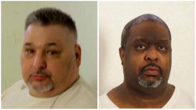 ایک ہی دن میں دو قیدیوں کو زہر کے ٹیکے لگا دیے