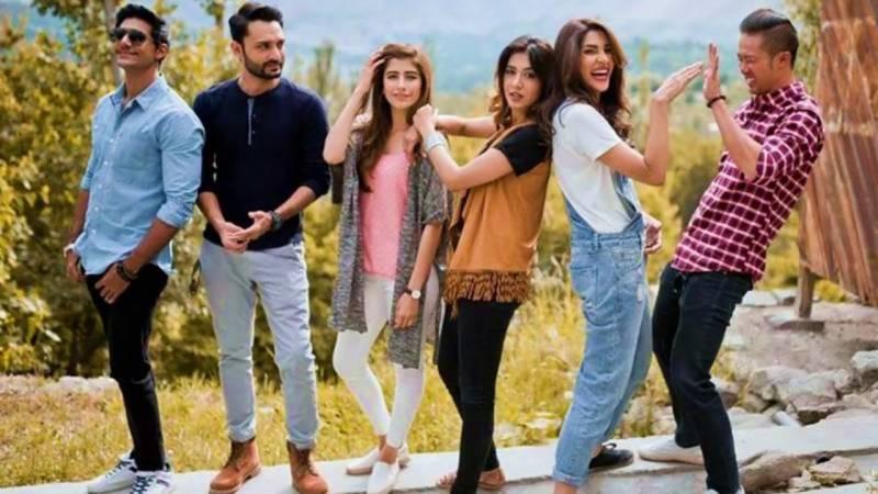 پاکستان اور چین کے درمیان مشترکہ پروڈکشن کے ساتھ فلمیں بنائی جائیں گی،سائرہ شہروز