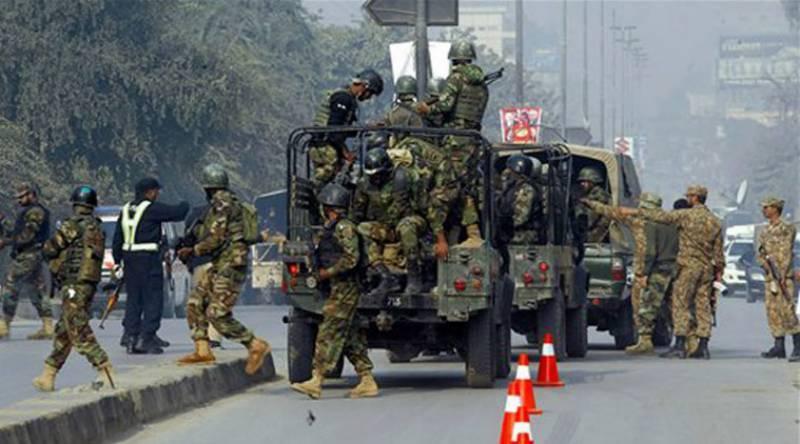 ملک کو فسادیوں سے پاک کرنے کے لئے سکیورٹی اداروں کی تابڑ توڑ کارروائیاں ،3دہشتگرد ہلاک
