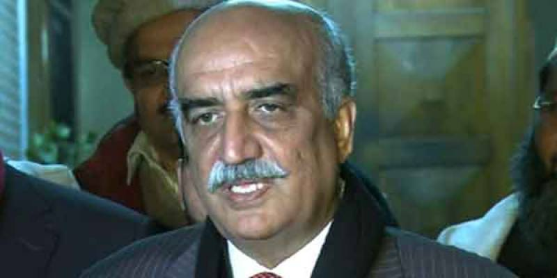 عمران خان کو ڈیل کی پیشکش کرنے والے کا نام بتانا پڑے گا، خورشید شاہ