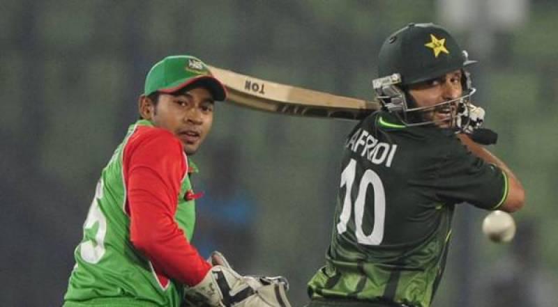 پاکستان اور بنگلہ دیش کے درمیان کرکٹ سیریز منسوخ