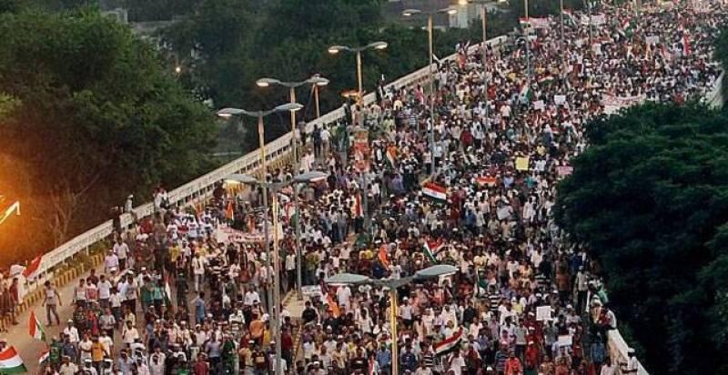 برازیل میں حکومت کے خلاف مزدور یونینز کی ہڑتال،ہزاروں افراد سڑکوں پر نکل آئے