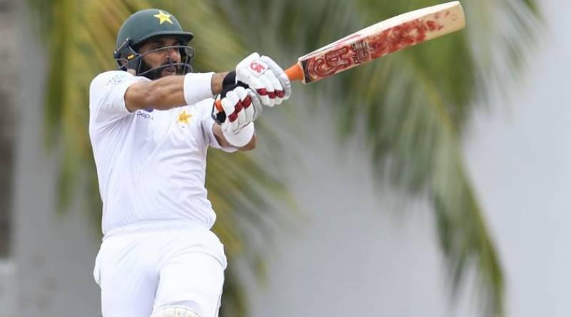 مصباح الحق کرکٹ کی 140 سالہ تاریخ کے بدقسمت ترین بلے باز بن گئے