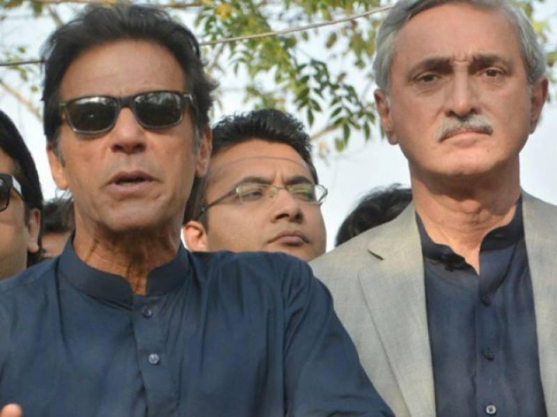 عمران خان اور جہانگیر ترین کیخلاف درخواستوں کی سماعت آج ہو گی