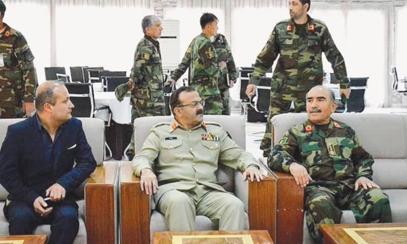 پاک افغان افواج کا دہشت گردوں کیخلاف مشترکہ آپریشن پر اتفاق