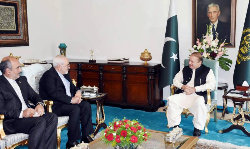 دونوں ملک اقتصادی تعاون کیلئے رابطے جاری رکھیں گے: وزیراعظم