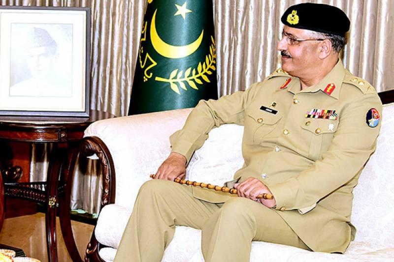 جنرل زبیر محمود حیات کی سعودی فرمانروا سلمان بن عبدالعزیز سے ملاقات