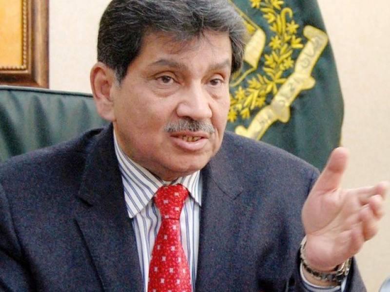 فیصل صالح حیات ٹریفک حادثے میں زخمی