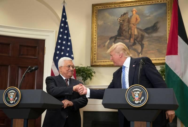 اسرائیل کو آزاد فلسطینی ریاست کو تسلیم کرنا ہوگا،محمود عباس