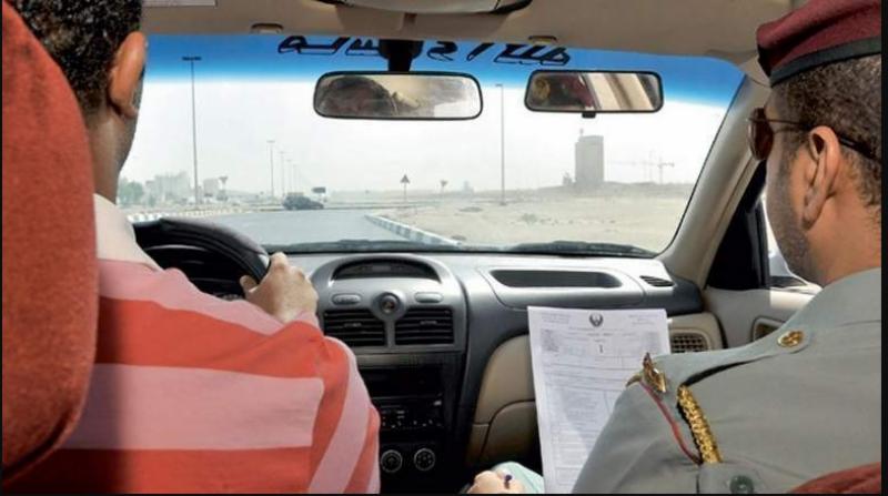 متحدہ عرب امارات میں احتیاط سے ڈرائیونگ نہ کرنے والوں کو جیل بھی جانا پڑ سکتاہے ، پولیس چیف