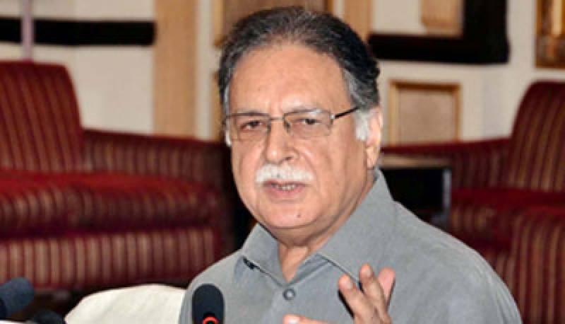 پرویز رشید نے ڈان لیکس پر تبصرہ کرنے سے انکار کر دیا