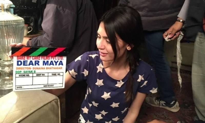 مدیحہ امام بھارتی فلم ' ڈئیر مایا' میں کام کریں گی