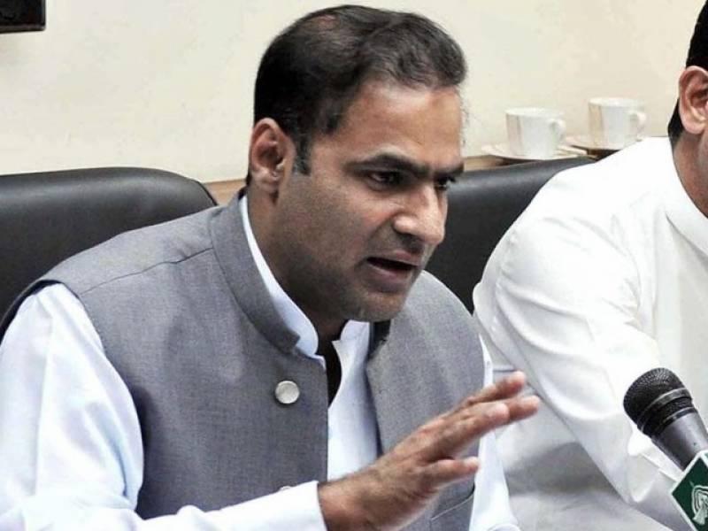 ڈسٹرکٹ ناظم چارسدہ بجلی چوری میں ملوث ہیں، عابد شیر علی
