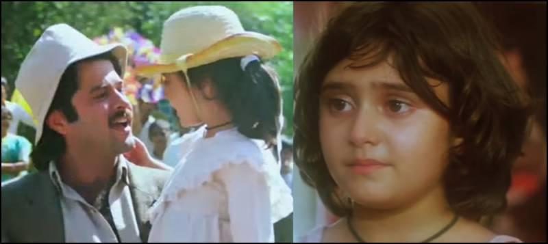فلم ''مسٹر انڈیا'' میں ننھی اداکارہ ''ٹینا '' اب کیسی دیکھتی ہیں؟ دیکھ کر آپ بھی دیکھتے رہ جائیں گے