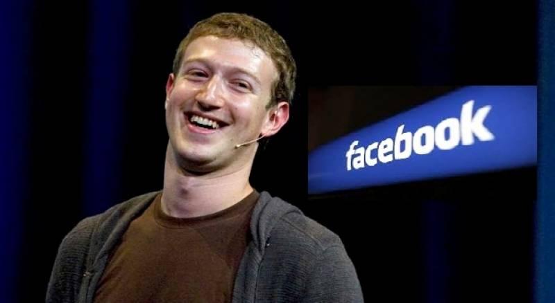 پُر تشدد مواد کیخلاف بانی ِ فیس بک حرکت میں آگئے