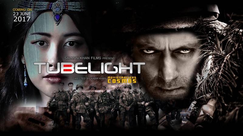 سلمان خان کی نئی فلم 'ٹیوب لائٹ' کا پہلا ٹیزر ٹریلر ریلیز کردیا گیا